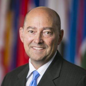 Admiral James G Stavridis USN (RET) Headshot