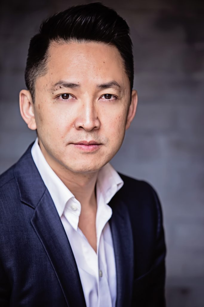 Headshot of Viet Thanh Nguyen